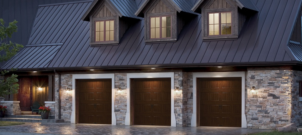 ... garage door installation in lees summit mo ... & Clopay: Weird word cool doors. | Raynor Garage Doors of Kansas City
