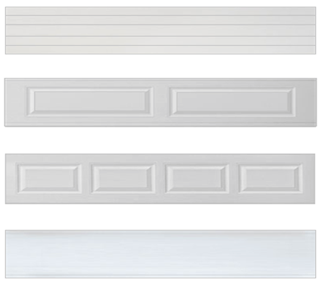 panels - Garage Door Panel Replacement